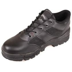 Buty Mil-Tec Security Low Thinsulate Leather/Polyamid 800D black (17870) z kategorii Obuwie militarne