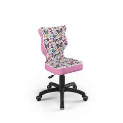 Krzesło dziecięce na wzrost 133-159cm Petit Black ST31 rozmiar 4