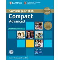 Compact Advanced. Podręcznik z Kluczem + CD-ROM + CD (2014)