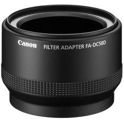 Canon filter adapter FA-DC58D - sprawdź w wybranym sklepie