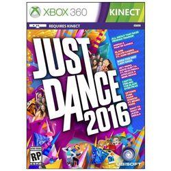 Just Dance 2016, wersja językowa gry: [angielska]