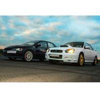 Pojedynek Tytanów – Subaru Impreza vs Mitsubishi Lancer – Tor Krzywa