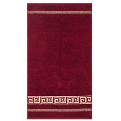 Night in Colour Ręcznik Ateny bordo, 50 x 90 cm, 50 x 90 cm, kup u jednego z partnerów