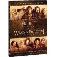 Śródziemie - Kompletna kolekcja 6 filmów (DVD) - Peter Jackson (7321909343733)