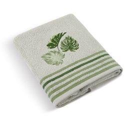 Bellatex  ręcznik monstera biały, 50 x 100 cm , 50 x 100 cm, kategoria: ręczniki