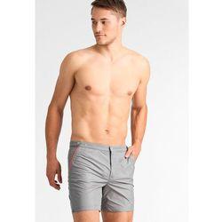 Robinson Les Bains Szorty kąpielowe light tech grey, kolor szary, od rozmiaru S