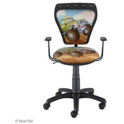 Nowy styl Krzesło ministyle cartoons duo
