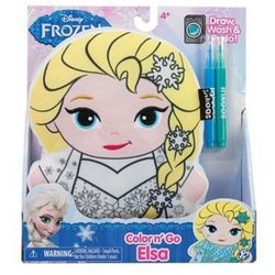 Tactic Inkoos Color n Go Elsa