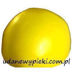 Masa cukrowa lukier plastyczny - żółty - 1g wyprodukowany przez Hokus
