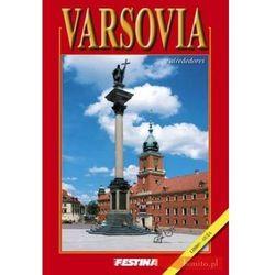 Warszawa i okolice. Wersja hiszpańska, pozycja wydana w roku: 2012