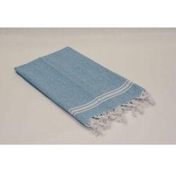 Import Sauna łażnia - hammam ręcznik 100% bawełna bah1 turkus