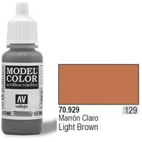 Vallejo Farba Nr129 Light Brown 17ml - sprawdź w wybranym sklepie