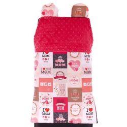 Cuddly Zoo, Kocham moją Mamę, Cudly back, Watermelon, oparcie na krzesło - sprawdź w wybranym sklepie