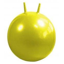 ENERGETIC BODY 65 YEL - 1670 - Piłka do skakania 65 cm - żółty (piłka, skakanka)