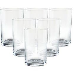 Krosno basic szklanka do napojów 100 ml 6 sztuk marki Krosno / casual basic/shot