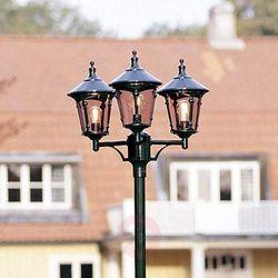 3-punktowa latarnia virgo, ciemnozielony marki Konstmide