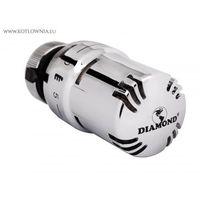 głowica termostatyczna Diamond ELEGANCE - chrom