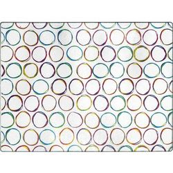 Deante Deska szklana biała + grafika kolor ZZD 001S - sprawdź w wybranym sklepie