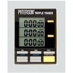 zegar, minutnik do ciemni 3 zakresy od producenta Paterson