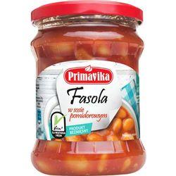 fasola w sosie pomidorowym 440g wyprodukowany przez Primavika