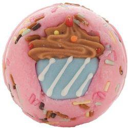 Bomb cosmetics  cute as cupcakes - kremowa kuleczka do kąpieli, kategoria: sole i kule do kąpieli