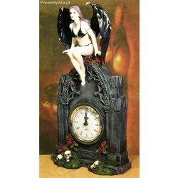 Zegar z mroczną kobietą, marki Veronese