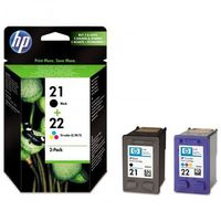 HP tusz Black Nr 21 C9351A i Color Nr 22 C9352A, SD367AE