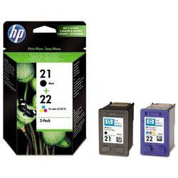 HP tusz Black Nr 21 C9351A i Color Nr 22 C9352A, SD367AE