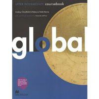 Global Upper-Intermediate Książka Ucznia + Eworkbook Pack (160 str.)