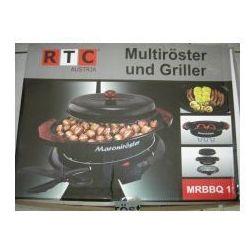 Multi opiekacz grill 2w1 maroniroster  marki Rtc