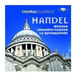 Choral Classics: Handel - Wyprzedaż do 90% z kategorii Klasyczna muzyka dawna