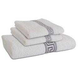 B.e.s. petrovice pakiet 2x ręcznik i 1x ręcznik grecki - biały (8592050024324)