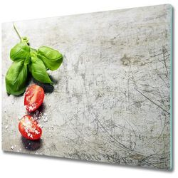 Tulup.pl Deska do krojenia pomidory i bazylia