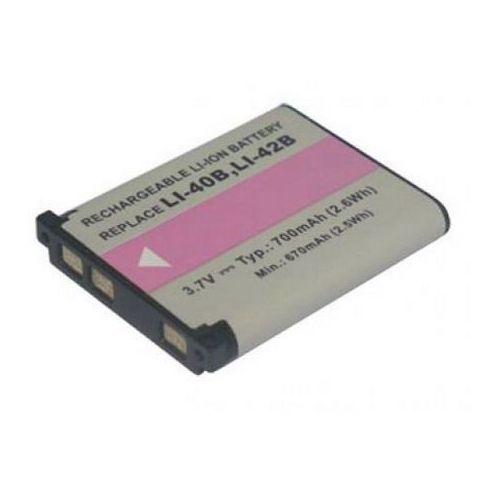 Bateria do aparatu cyfrowego TRAVELER Slimline Super Slim XS80 - sprawdź w ebaterie.pl