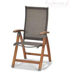 Krzesło składane z podłokietnikami Manhattan, kup u jednego z partnerów