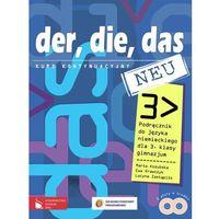 Der die das neu 3 Podręcznik z płytą CD Kurs kontynuacyjny (9788374461566)