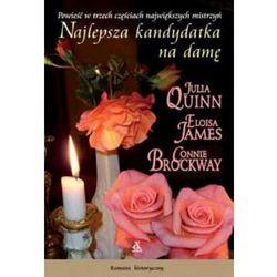 NAJLEPSZA KANDYDATKA NA DAMĘ, książka z kategorii Literatura piękna i klasyczna