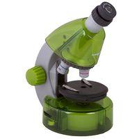 Levenhuk Mikroskop  labzz m101 limonkowy + darmowy transport!