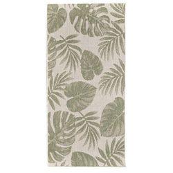 dywan cottage wool/ jungle green 67x130cm, 67x130cm marki Dekoria
