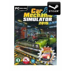 Car Mechanic Simulator 2015 PL - Klucz (kod pre-paid)