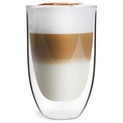 Vialli design Szklanka do latte z podwójnymi ściankami amo 350 ml 6 szt