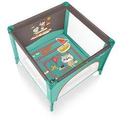 Kojec dziecięcy Joy Baby Design (turkusowy) z kategorii Kojce