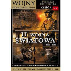 II Wojna Światowa, Bitwa na Łuku Kurskim, Ofensywa w Ardenach (DVD) - Imperial CinePix z kategorii Filmy dok