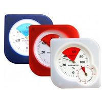 Higrometr i termometr