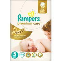 Pampers Pieluchy Premium Care VP 5 Junior 44 szt/ DARMOWY TRANSPORT DLA ZAMÓWIEŃ OD 99 zł, 12501914