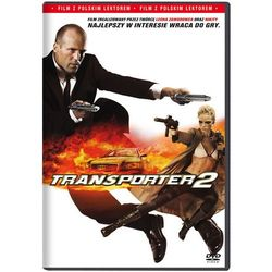 Transporter 2 (DVD) - Louis Leterrier z kategorii Sensacyjne, kryminalne