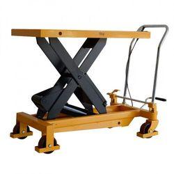 Podnośny stół tf o maksymalnym obciążeniu 1000 kg marki B2b partner