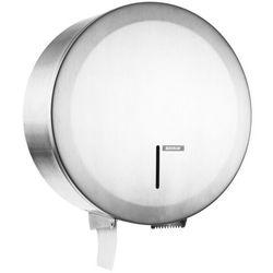 Pojemnik na papier toaletowy Gigant L Katrin linia metalowa satynowa
