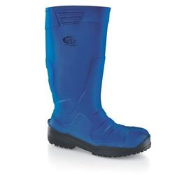 Buty unisex | wellington boots - sentinel s4 | niebieskie | rozmiary 37-46 od producenta Shoes for crews
