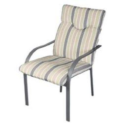 Krzesło ogrodowe mastergrill&party jlc544 szary darmowy transport marki Master grill & party